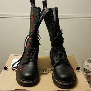 """Dr. Marten """"Vonda"""" Style Combat Boots"""